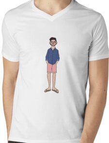 Jonny Mens V-Neck T-Shirt