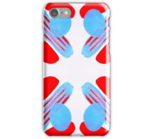 Ding a Ling a Ling with bubbles iPhone Case/Skin
