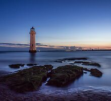 New Brighton Lighthouse by Paul Madden