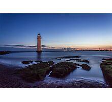 New Brighton Lighthouse Photographic Print