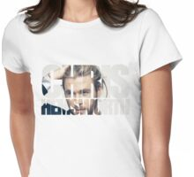 Chris Hemsworth Womens Fitted T-Shirt