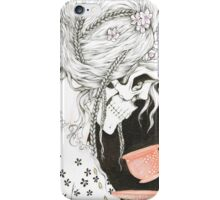 Tea time for the Dead iPhone Case/Skin
