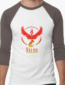 Team Valor Men's Baseball ¾ T-Shirt
