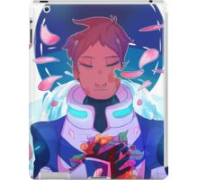 blue paladin iPad Case/Skin