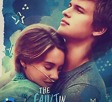 The Fault In Our Stars Movie Apparel, Phone, iPad & Poster Design by Benikari47