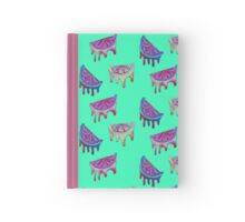Alien Fruit Stationary Hardcover Journal