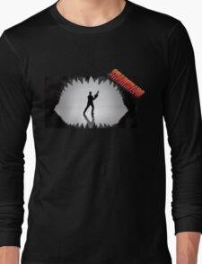 Sharknado 007 tribute Long Sleeve T-Shirt