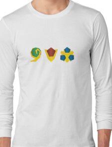 Spiritual Stones Long Sleeve T-Shirt