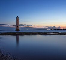 Perch Rock Lighthouse by Paul Madden