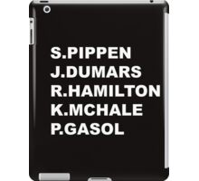 NBA Sidekicks  iPad Case/Skin