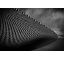 London Aquatic Centre Photographic Print