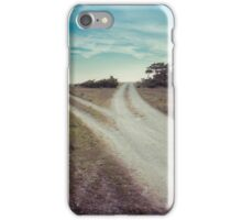 Road to Visby iPhone Case/Skin
