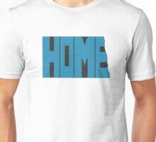 North Dakota Home State Unisex T-Shirt
