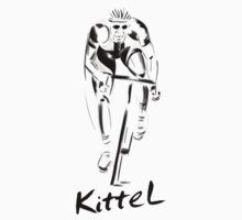 Kittel Sprint King Kids Tee