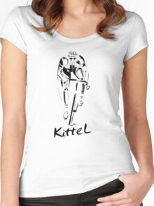 Kittel Sprint King Women's Fitted Scoop T-Shirt