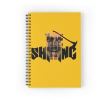 The Shining Notebook Spiral Notebook