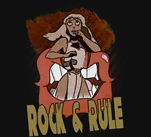 Rock and Rule Unisex T-Shirt