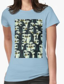 Group of Gunters Womens Fitted T-Shirt