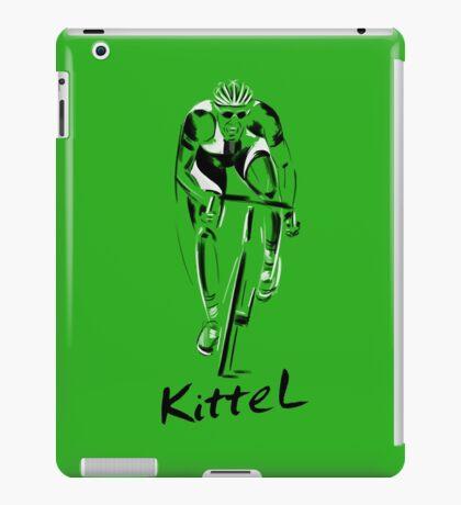 Kittel Sprint King iPad Case/Skin