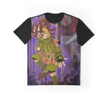 Majora's Mask: Welcome to the Show Graphic T-Shirt
