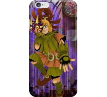 Majora's Mask: Welcome to the Show iPhone Case/Skin