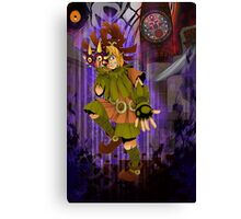 Majora's Mask: Welcome to the Show Canvas Print