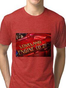 Engine Co 29 Tri-blend T-Shirt