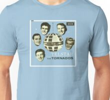 Telstar The Tornados Original art cover  1963 Unisex T-Shirt