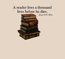 Books/Reader Quote Unisex T-Shirt