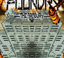 Foundry 2 Sticker