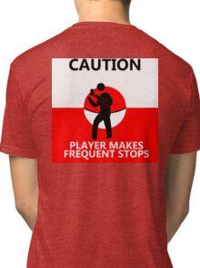 Catch em all  Tri-blend T-Shirt