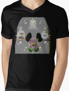 Monster Time! Mens V-Neck T-Shirt