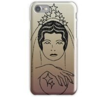 Star Lady - Dusk iPhone Case/Skin
