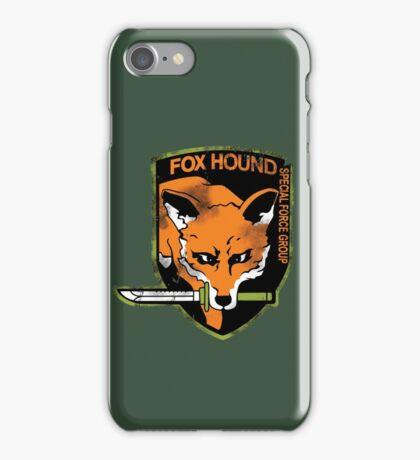 Foxhound iPhone Case/Skin