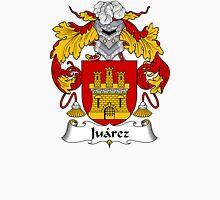 Juarez Coat of Arms/Family Crest Unisex T-Shirt