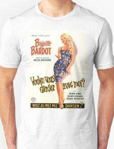 brigitte bardot Unisex T-Shirt