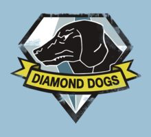 Diamond Dogs Baby Tee