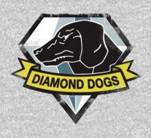 Diamond Dogs One Piece - Long Sleeve