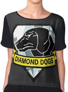 Diamond Dogs Chiffon Top