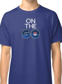 Pokemon - On the Go Classic T-Shirt