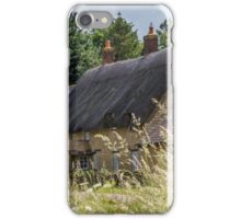Classic English Thatched Country Cottage iPhone Case/Skin