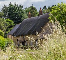 Classic English Thatched Country Cottage by DavidCH