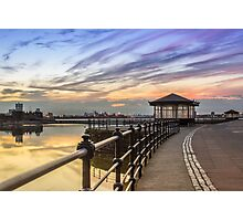 New Brighton Promenade Photographic Print