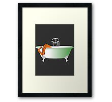 LurKing Framed Print