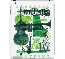 Music Jam iPad Case/Skin