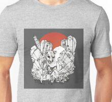 Cougar of the Crystalline Mountains (color edition) Unisex T-Shirt