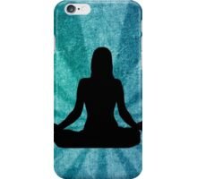 Yoga The way of Life iPhone Case/Skin