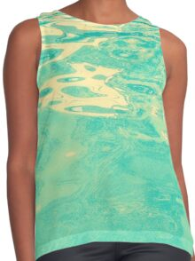 Summer Waters Contrast Tank