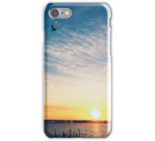 Sunset Newport iPhone Case/Skin
