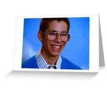 Bill Haverchuck, Freaks and Geeks Greeting Card